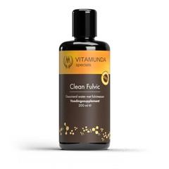 Vitamunda Clean fulvic (200 ml)