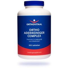 Orthovitaal Ortho aderreiniger complex (300 tabletten)