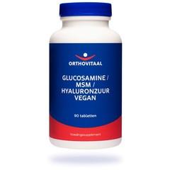 Orthovitaal Glucosamine / MSM / Hyaluronzuur (90 tabletten)