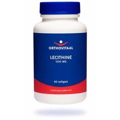 Orthovitaal Lecithine 1200 (60 softgels)