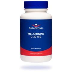 Orthovitaal Melatonine 0,29 mg (600 tabletten)