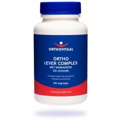 Orthovitaal Ortho lever complex (60 vcaps)