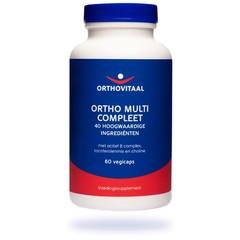 Orthovitaal Ortho multi compleet (60 vcaps)