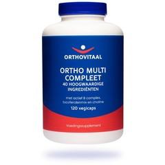 Orthovitaal Ortho multi compleet (120 vcaps)