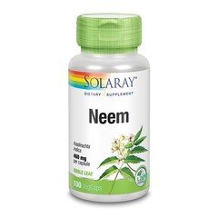 Solaray Azadirachta indica neem 460 mg (100 vcaps)