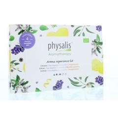 Physalis Aroma experience kit 4 x 10 ml bio (1 set)