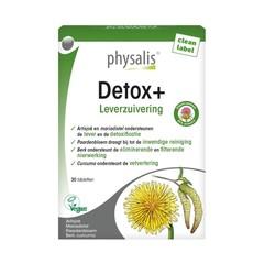 Physalis Detox+ (30 tabletten)