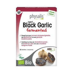 Physalis Black garlic bio (30 tabletten)