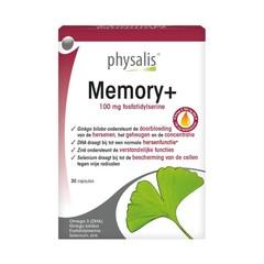 Physalis Memory+ (30 softgels)