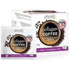 Physalis Collagen coffee 10 gram (12 stuks)