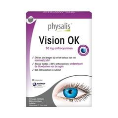 Physalis Vision OK (30 softgels)