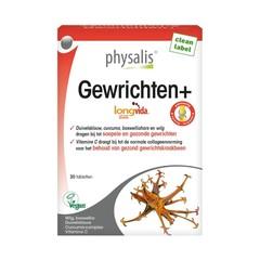 Physalis Gewrichten (30 tabletten)