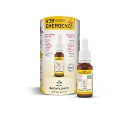 Lemonpharma Bach No 39 Emergency plus druppels bio (20 ml)