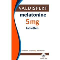 Valdispert Melatonine 5mg (30 tabletten)