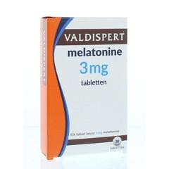 Valdispert Melatonine 3 mg (30 tabletten)