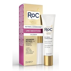 ROC Retinol correxion line smoothing eye cream (15 ml)