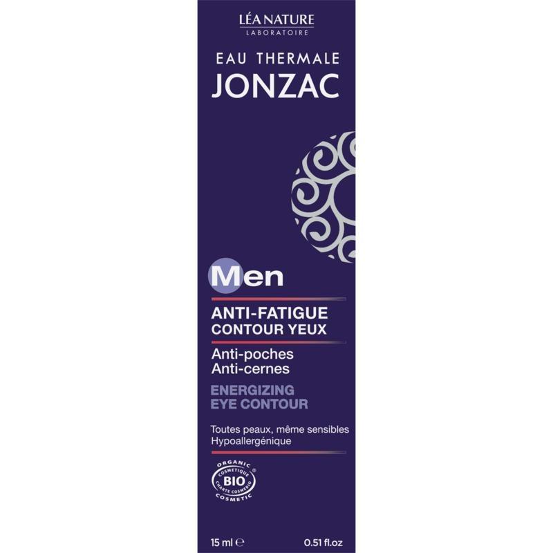 Jonzac Men Oogcontourgel energizing (15 ml)