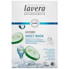 Lavera Hydrating Sheet Mask (1 stuks)