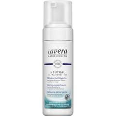Lavera Neutral reinigingsschuim/cleansing foam F-NL (150 ml)