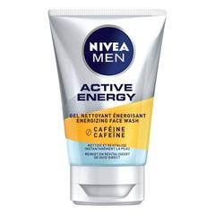 Nivea Men active energy face wash fresh look (100 ml)