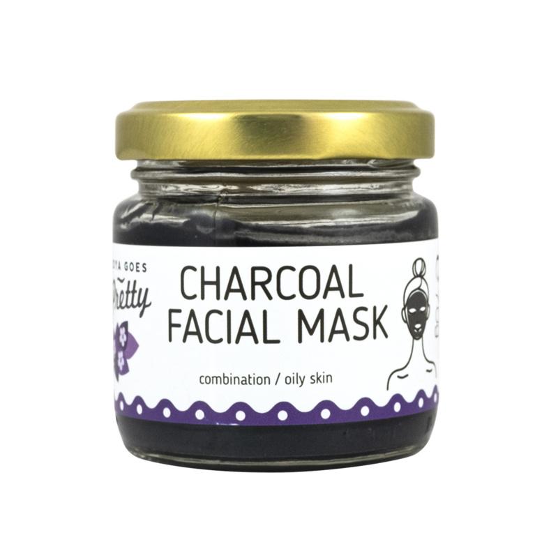 Zoya Goes Pretty Charcoal face mask (70 gram)