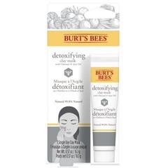 Burts Bees Mask detoxifying clay (16.1 gram)