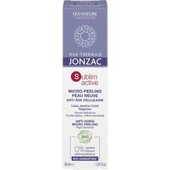Jonzac Sublimactive Micro peeling anti age cellulair (30 ml)