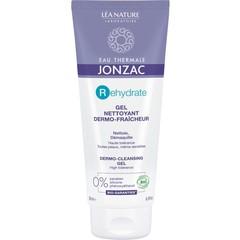 Jonzac Rehydrate dermo-reinigingsgel gezicht (200 ml)