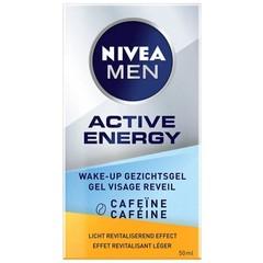 Nivea Men active energy gezichtsgel fresh look (50 ml)