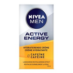 Nivea Men active energy gezichtscreme (50 ml)