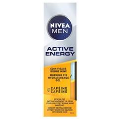 Nivea Men active energy gezichtsgel morning fix (50 ml)