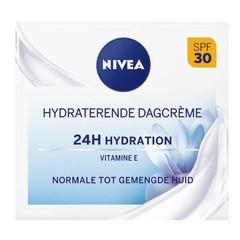 Nivea Essentials hydraterende dagcreme SPF30 norm/gem (50 ml)