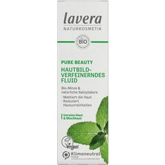 Lavera Pure Beauty porienverfijnende fluide F-NL (50 ml)