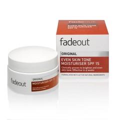 Fade Out Original even skin tone moisturiser SPF15 (50 ml)