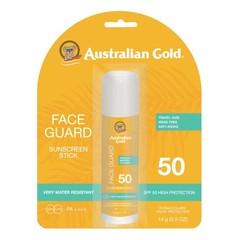 Australian Gold Face guard stick SPF50 (14 gram)