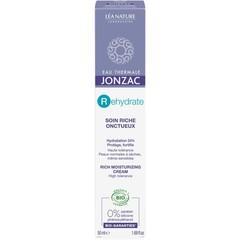 Jonzac Rehydrate hydraterende creme rijk (50 ml)