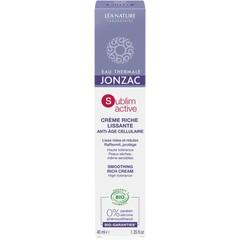 Jonzac Sublimactive anti-aging rijke creme droge huid (40 ml)