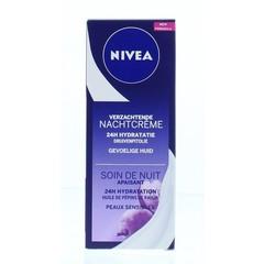 Nivea Essentials nachtcreme sensitive (50 ml)