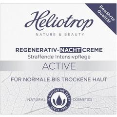 Heliotrop Active regeneratie nachtcreme (50 ml)