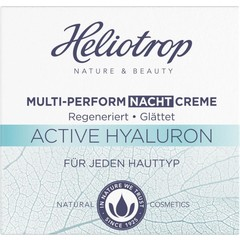 Heliotrop Active hyaluron multi perform nachtcreme (50 ml)