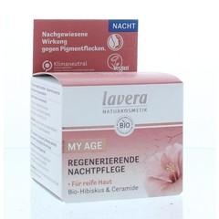 Lavera My Age nachtcreme F-NL (50 ml)