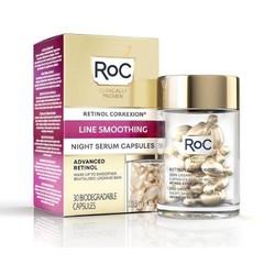 ROC Retinol correxion line smoothing night serum (10 capsules)