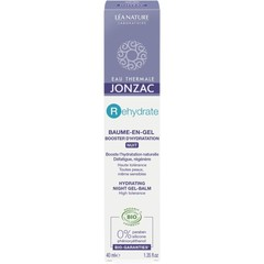 Jonzac Rehydrate hydraterende nachtgel-balsem (40 ml)