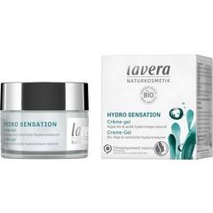 Lavera Hydro Sensation dagcreme/cream gel F-NL (50 ml)