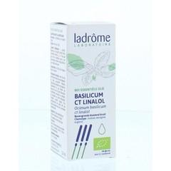 Ladrome Basilicum olie bio (10 ml)