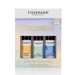 Tisserand Little box of wellbeing 3 x 10 ml (1 set)
