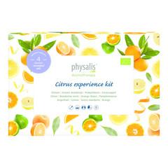 Physalis Citrus experience kit 4 x 10 ml (1 set)