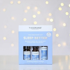 Tisserand Sleep better discovery kit (1 set)