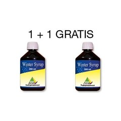 SNP Winter siroop aktie 1 + 1 (500 ml)
