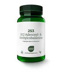 AOV 253 B12 Adenosyl & methylcobalamine (60 zuigtabletten)